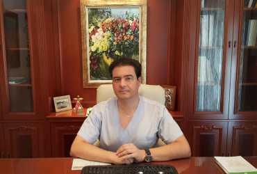 Dr. Νικόλαος Γ. Καπετανάκης MD, PhD